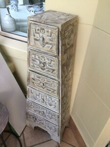 6 draw antique Drawer Narraweena Manly Area Preview