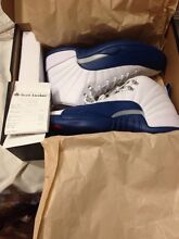 Retail price $260 new Jordan 12 French blue us12 Campbelltown Campbelltown Area Preview