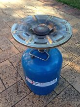 Gas bottle and CADAC cooking plate. Cherrybrook Hornsby Area Preview