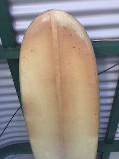 """Malibu surf board 9"""". Unbranded."""