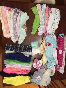 Baby girl size 3-6 / 6 month clothes