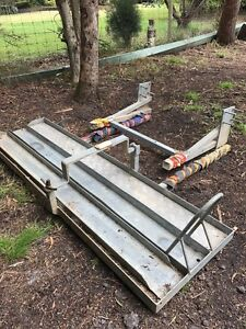 Scooter rake and base Port Sorell Latrobe Area Preview