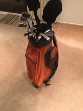 Left handed Golf Clubs Cougar Precision 3 Jumbo Glenbrook Blue Mountains Preview