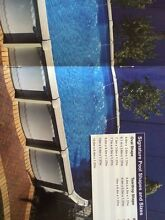 Above Ground Swimming Pool Wavell Heights Brisbane North East Preview
