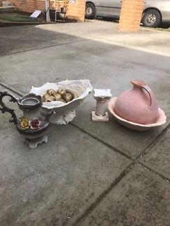 Ceramic vasses Carrum Downs Frankston Area Preview