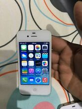 Unlocked iPhone 4s 32gb white Taylors Lakes Brimbank Area Preview