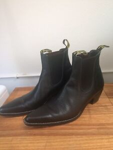 Black Millicent RM Williams Womens Boots size 10 Bronte Eastern Suburbs Preview