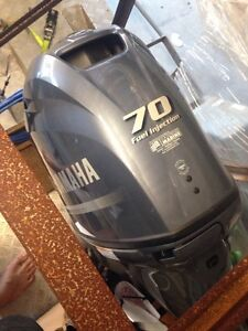 Yamaha 70HP, fuel injected 4-stroke Birkdale Redland Area Preview