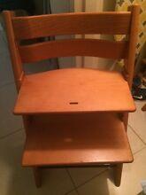 Stokke high chair Homebush Strathfield Area Preview