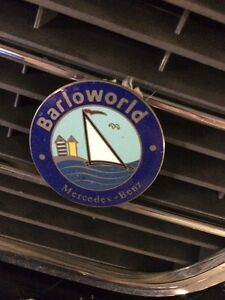 Wanted: Barloworld Mercedes-Benz grille badge Lalor Whittlesea Area Preview