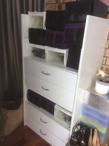 Drawers storage unit Marrickville Marrickville Area Preview