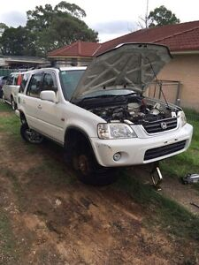 Honda CR-V rd1 part out Willmot Blacktown Area Preview