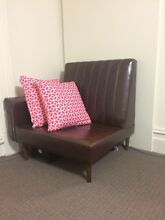 Slick Vintage Couch/Corner chair Dulwich Hill Marrickville Area Preview