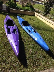 Kayak - 2x Finn Afinnity 4.25m (each, sold together or separate) Wembley Cambridge Area Preview
