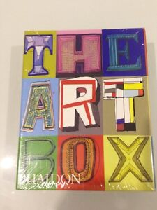 The Art Box Greeting Cards (Red Selection) by Phaidon. Berwick Casey Area Preview