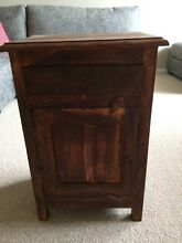 Timber bedside/cabinet Cranbourne West Casey Area Preview