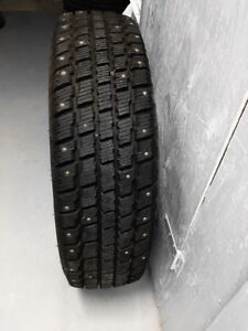 Winter tires 235/75r/15