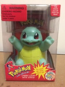 Pokemon. Squirtle  torch  in original packaging Hamilton South Newcastle Area Preview