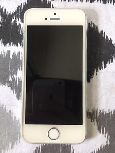iPhone 5S 64gb Silver Bexley North Rockdale Area Preview