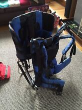 Child kids Carrier back pack kelty kids Cygnet Huon Valley Preview