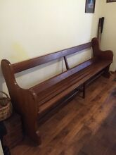 Church Pew Encounter Bay Victor Harbor Area Preview