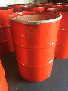 44 GALLON DRUMS Food Grade Mackay Harbour Mackay City Preview