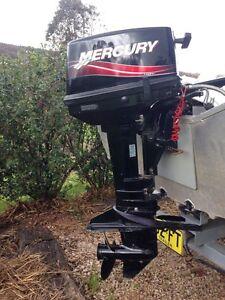 8hp Mercury  Outboard Motor Molong Cabonne Area Preview