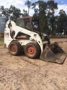 Bobcat S185 Brigalow Dalby Area Preview