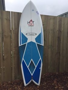 new 5'10 fish: twin fin or quad Margaret River Margaret River Area Preview