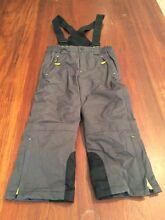 Boys Sz6 Ski Pants with yellow trim Brighton East Bayside Area Preview