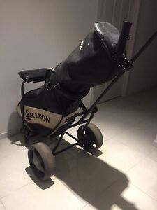 Golfclubs bag buggy Gawler Gawler Area Preview