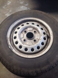 Ford laser spare wheel Kwinana Beach Kwinana Area Preview