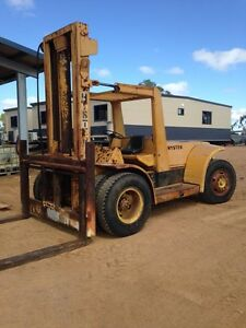 Hyster H225E Lift Truck/Forklift Seventy Mile Charters Towers Area Preview