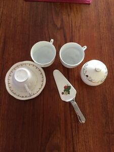 Vintage high tea lot. Caboolture South Caboolture Area Preview
