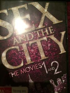 Sex and city movies 1&2 Rivervale Belmont Area Preview