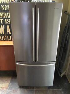 Westinghouse 510 l fridge freezer, perfect condition Glebe Inner Sydney Preview