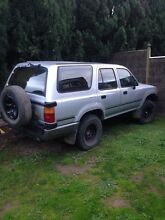 Toyota 4Runner 4x4 hilux surf Rowville Knox Area Preview