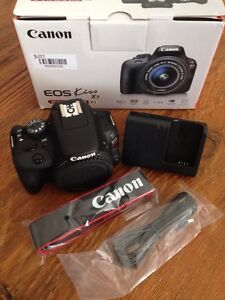 Canon EOS 100D & EF-S 24mm f/2.8 Lens Brand New North Beach Stirling Area Preview