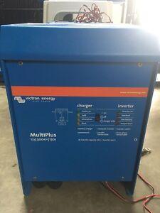 Inverter Victron multiplus 12/3000/120 Fullriver DC210-12 deep c Blue Haven Wyong Area Preview