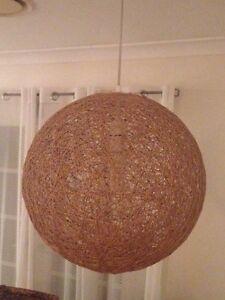 Sphere pendant light Harrington Park Camden Area Preview