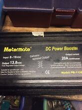 Motormate motor mate dc power booster Logan Central Logan Area Preview