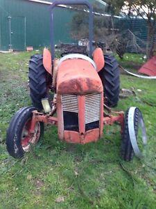 Massey Ferguson tractor Lilydale Yarra Ranges Preview