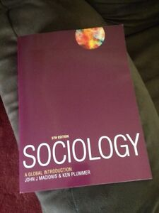 Sociology A Global introduction 5th edition Hewett Barossa Area Preview