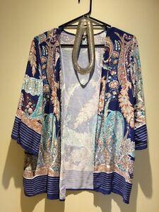 Size 16-18 Kimono Style Jacket Jandakot Cockburn Area Preview