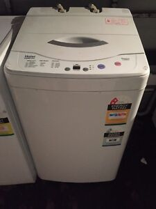 HAIER 5kg top load washer + Warranty Gladesville Ryde Area Preview