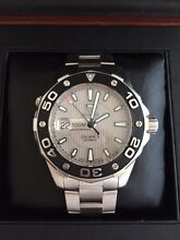 TAG HEUER Aquaracer 500m Automatic 43mm Men's Watch Reservoir Darebin Area Preview