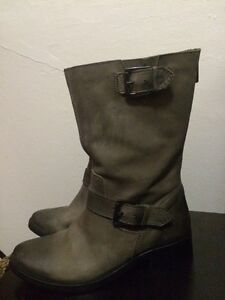 Mimco leather boots, size 38/7.5 Lewisham Marrickville Area Preview