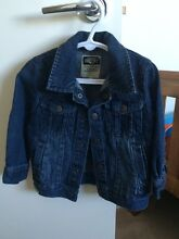 Size 2 denim jacket Bolwarra Heights Maitland Area Preview
