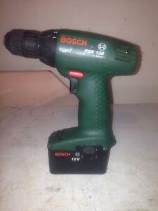 Bosch drill PSR 120 Greenfield Park Fairfield Area Preview
