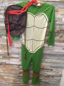 TMNT Raphael Costume 6-8 years Mount Pleasant Melville Area Preview